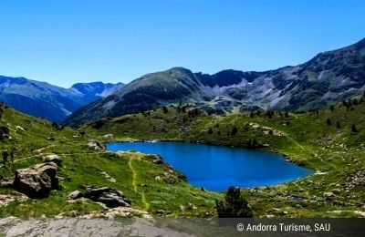 Ordino Lago © Andorra Turisme SAU